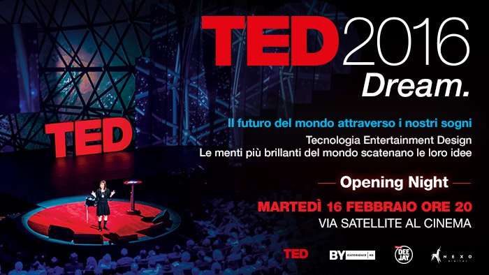 TED2016 Dream