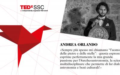 "TEDxSSC ""Armonie"": ecco il primo speaker!"